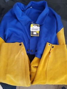 Tillman 9221 Blue Fr Cape With Sleeves Size 4x