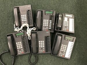 Lot Of 6 Toshiba Dkt 2010 sd Dkt2010 sd Office Phones