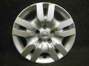 1 Factory Nissan Altima Hubcap Hub Cap 2009 2010 2011 2012 16 Inch Used