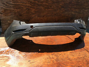 2009 2010 2011 2012 2013 Subaru Forester Rear Bumper Cover 57704sc010