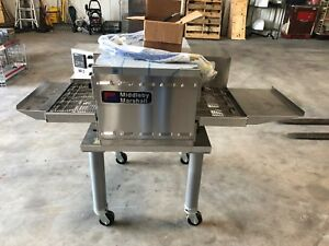 Middleby Marshall Ps520g Natural Gas Pizza Oven New