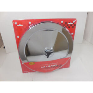 Rpc Air Cleaner Assembly R8000 Muscle Car Chrome Steel Round 14 000 3 000