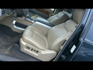 Driver Front Seat Bench 40 20 40 Air Bag Fits 09 10 Ford F150 Pickup 281572