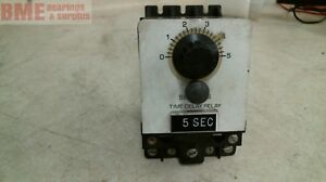 Eagle Signal 5 Sec Time Delay Relay 120 V