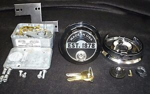 S g 6741 Combination Lock From Browning Safe Black Chrome Finish Locksmith