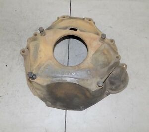 Ford 302 351 Cast Iron Bell Housing 4 Spd Speed Manual D9ta 7505 Ba 70