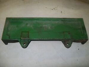 1945 John Deere B Serial 174508 Tractor Radiator Side 2
