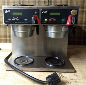 Curtis Alp4gt63a000 Twin Coffee Brewer