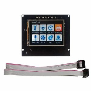 Usa 3d Printer Mks Tft28 V1 3 Full Color 2 8 touch Screen Lcd Controller
