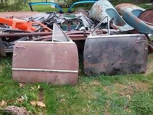 1950 Ford Used Car Parts Convertible Doors
