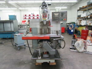 Tree Model Journeyman 425 3 axis Cnc Vertical Milling Machine