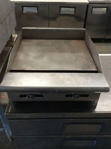 24 American Range Aemg24 Heavy Duty Gas Griddle