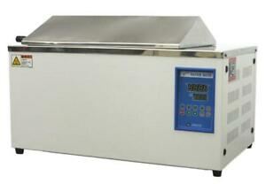 Jisico Water Bath included Pid Controller Temp Ambient 5 100 Capacity 13