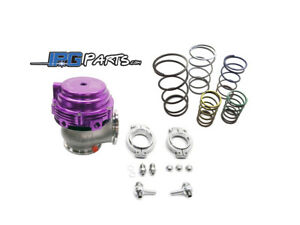 Tial Mvs 38mm V Band Universal High Flow Wastegate Purple