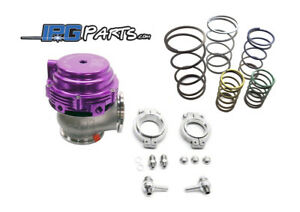 Tial Mvr 44mm V Band Universal High Flow Wastegate Purple