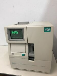 Nova Biomedical Bioprofile 400 Automated Chemistry Cell Culture Analyzer