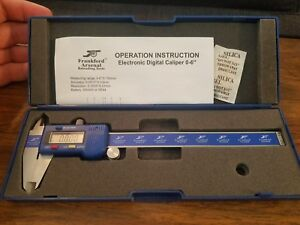 Frankford Arsenal Reloading Measuring Tool Electronic Digital Calipers