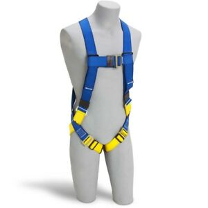 Protecta Ab17530 Harness 5 Point Harness Back D ring W Sala 4 Lineman Lanyard