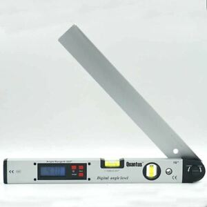 Degree Digital Angle Level Gauge 400mm 16inch Electronic Protractor Meter