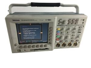 Tektronix Tds3054b 4 channel Digital Phosphor 100 500 Mhz 5gs s Oscilloscope