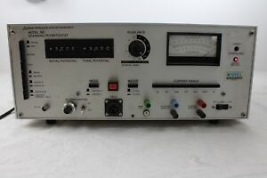 Eg g Instruments Princeton Applied Research Scanning Potentiostat Model 362