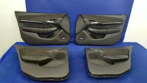 2014 2015 2016 Chevy Ss Sedan Caprice Full Set Door Panel Fronts Rears