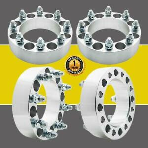 4pcs Wheel Spacers 8x6 5 2 9 16 For Dodge Ram 2500 3500 F 250 F 350