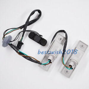 Rear Trunk Release Switch Licence Plate Lamp For 2011 2014 Chevrolet Cruze New