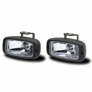 Westin Automotive Driving Lights Small Rectangular Black Universal 09 0305