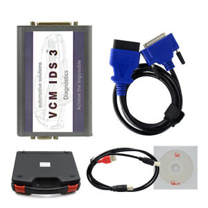 Vcm Ids 3 Obd2 Diagnostic Scan Tool For Ford Mazda Automotive Solution Scanner