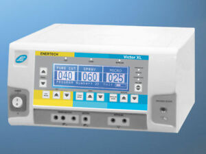 New Professional Diathermy Electrosurgical Generator High Frequency Victor Unit