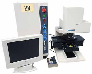 Nanometrics Nanospec 6100 Automated Film Thickness Measurement System Tag 28
