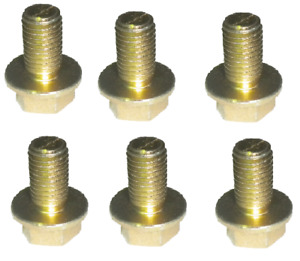 86515925 New Blade Bolt 6 Pack Disc Mower Ford New Holland 615 616 617