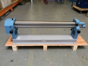 915mm X 50mm Sheet Metal Slip Roll Roller