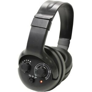 New Hyskore Over And Out Am fm Radio Hearing Protector 3 4 At Each Ear 30194