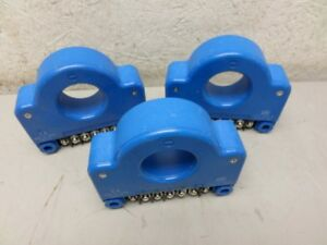 3 Lem Current Transducer Model Htc 2000 s 2000 Amp set Of 3