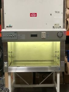Nuaire Biological Safety Cabinets Class 2 Ii Type B1 Nu 427 400 Tested Working