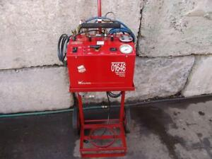 White Industries K white Refrigerant Recovery System Model 01646 Works Fine