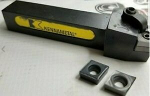 Kennametal Unused 750 Indexable Insert Turning Tool Holder Dcrnl 124b