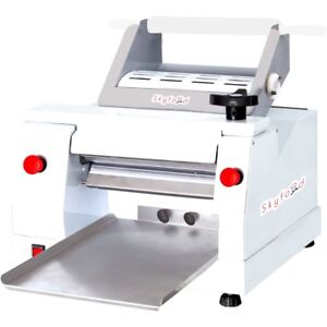 Commercial Countertop Dough Roller Sheeter 1 2 Horsepower
