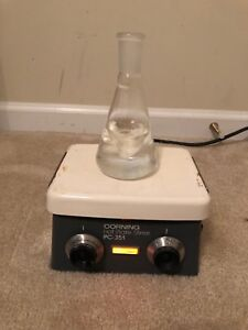 Corning Pc 351 Hot Plate Magnetic Stirrer