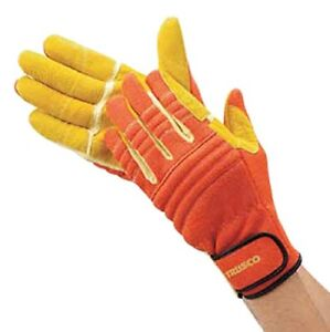 Rescue Type Cut Resistant Gloves Size Ll Trf 120ll or Trusco Made In Japan New