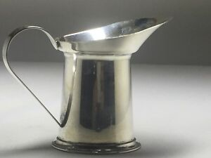 Cartier Sterling Silver Cream Pitcher