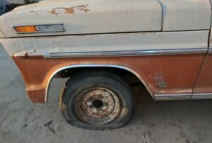 67 68 69 Ford F100 Truck Fender Cancer Free 70 71 72 Lt Rt