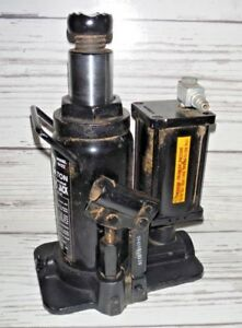 Omega 18122c 12 Ton Air actuated Bottle Jack