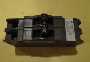New Unique Breaker Ubiz 230 Classified 2 Pole 30a 240v Zinsco Replacment Breaker