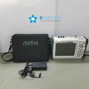 Anritsu Ms2723c Spectrum Master 13ghz Opt 9 541 542 543
