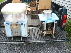 1950s Jet Spray Cooler Js5 Js6 Cold Drink Beverage Dispensers Original