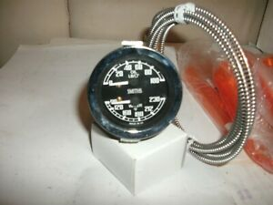 Mga Mgb Mini Midget sprite Land Rover Water Temp Oil Pressure Gauge