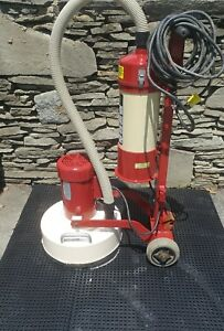 Varathane Ezv Floor Sander With Vacuum